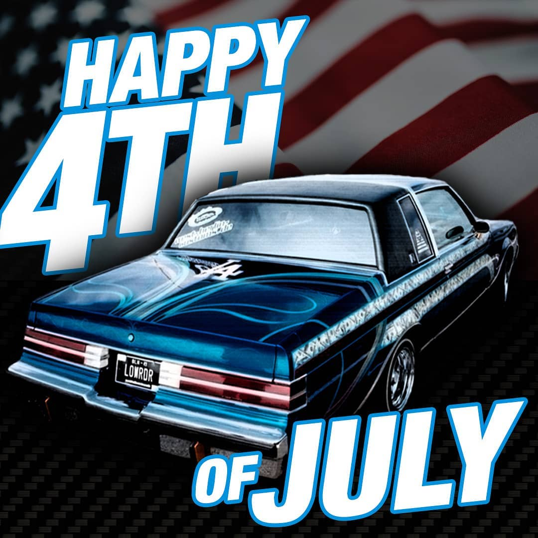 Happy 4th of July to all my friends in the US! Enjoy the fireworks and have a good time