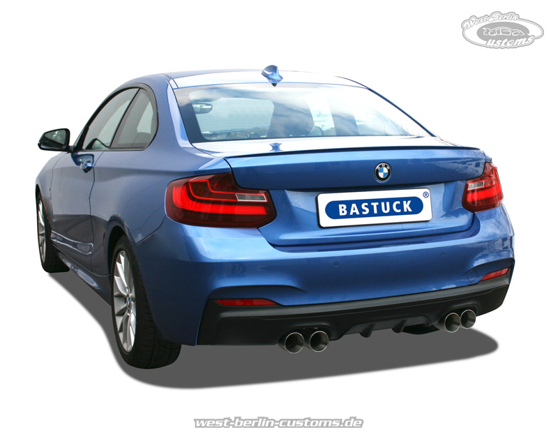 PERFORMANCE KATALYSATOREN für BMW 1er – 4er F-Serie mit 2.0l Turbo